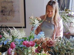Nikki Hamilton Tangled Up In Blooms