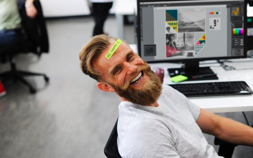 How to find happiness at work: Introducing The Work Happy Blueprint