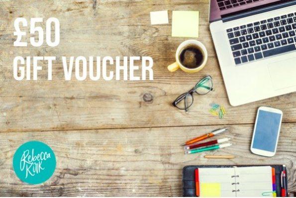 Coaching Gift Voucher